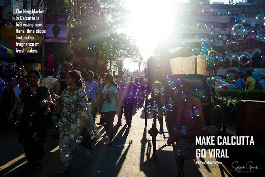 Make Kolkata Go Viral