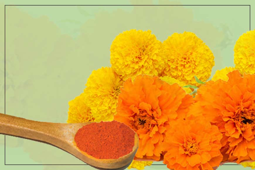 Cancer and anti-inflammatory medicines from Marigold petals!