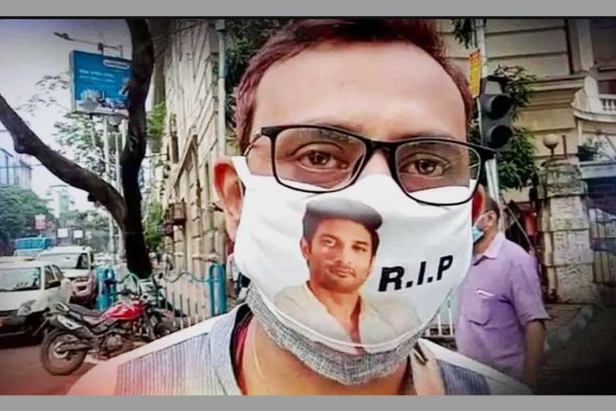 Meet Kolkata's 'Mask Man' who sells masks at wedding venues to create awareness