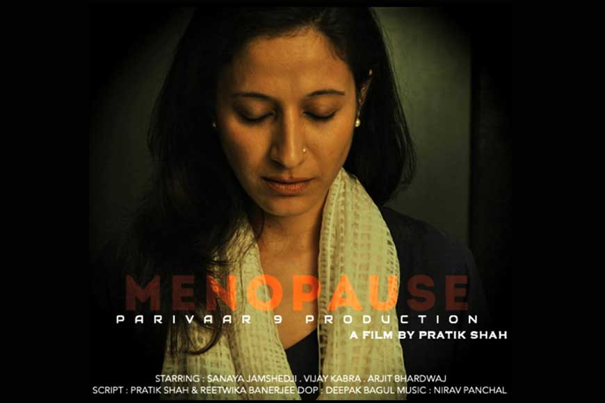 Scriptwriter from Bengal makes a short film on 'Menopause'