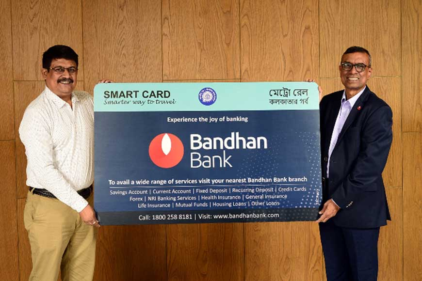The Metro Bandhan First ever Metro-Bank tie up in Kolkata!
