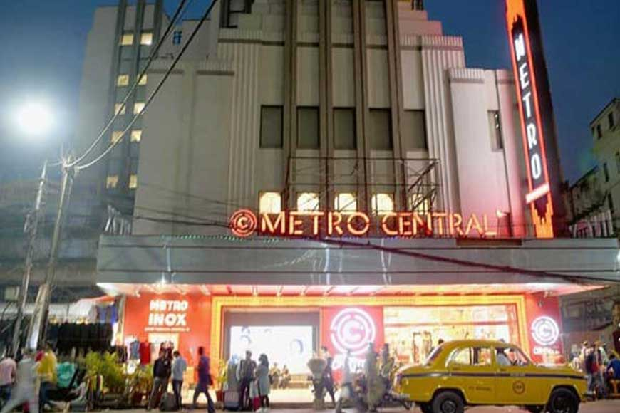 Amidst all the gloom, Kolkata's iconic Metro Cinema opens in a new avatar