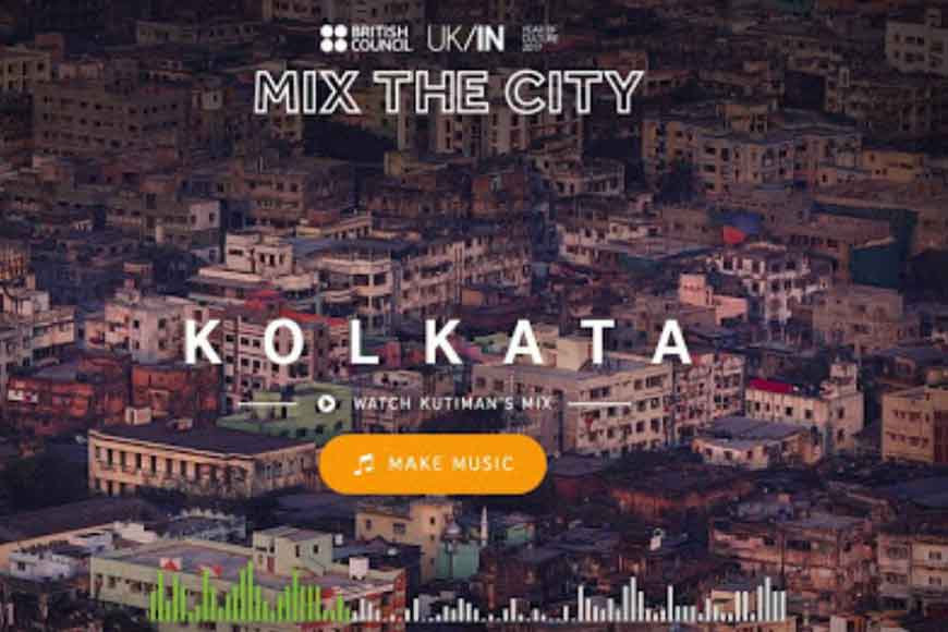 British Council brings 'Mix the City' to Kolkata