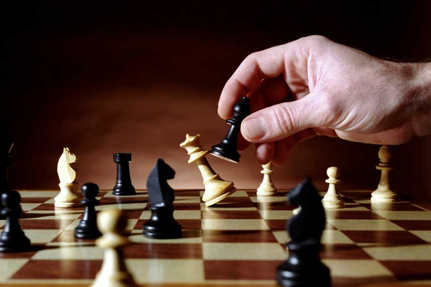 Bengal's 'Shatraj Ke Khiladi' – Chess Master Moheschunder Bannerjee