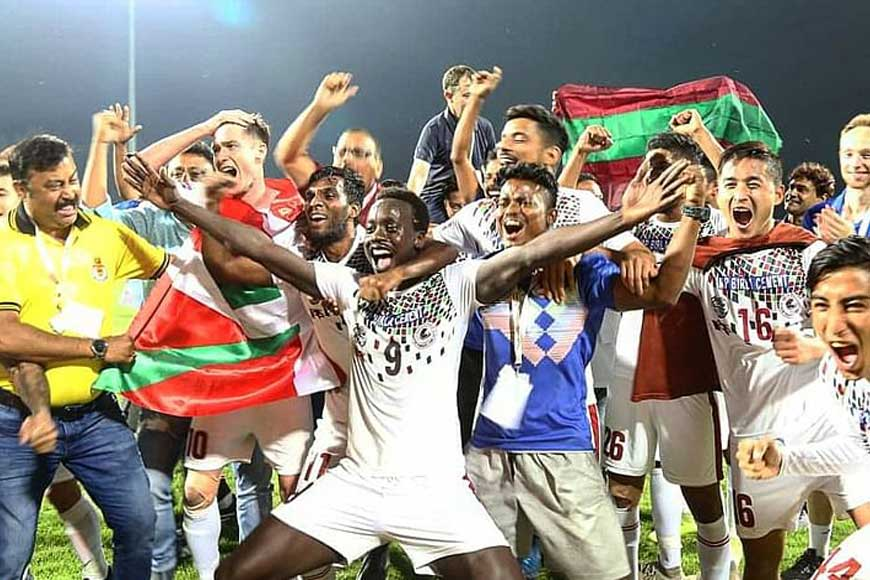 I-League for the green and maroon brigade