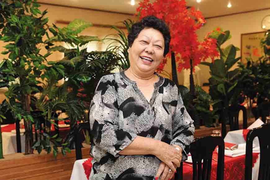 Lady Don of Kolkata's Tangra! Meet Liu, owner of famous Chinese eateries