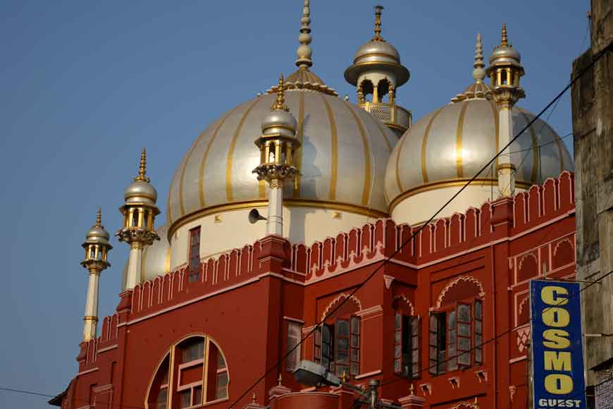On Eid let's take a trip to Nakhoda Mosque of Kolkata