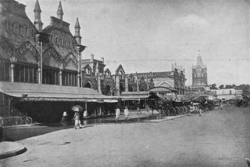 Of 'Bazaars' and 'Bagans': Old Calcutta and its place names