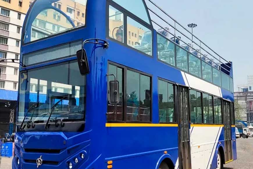 Kolkata's iconic double decker bus all set to stage a comeback