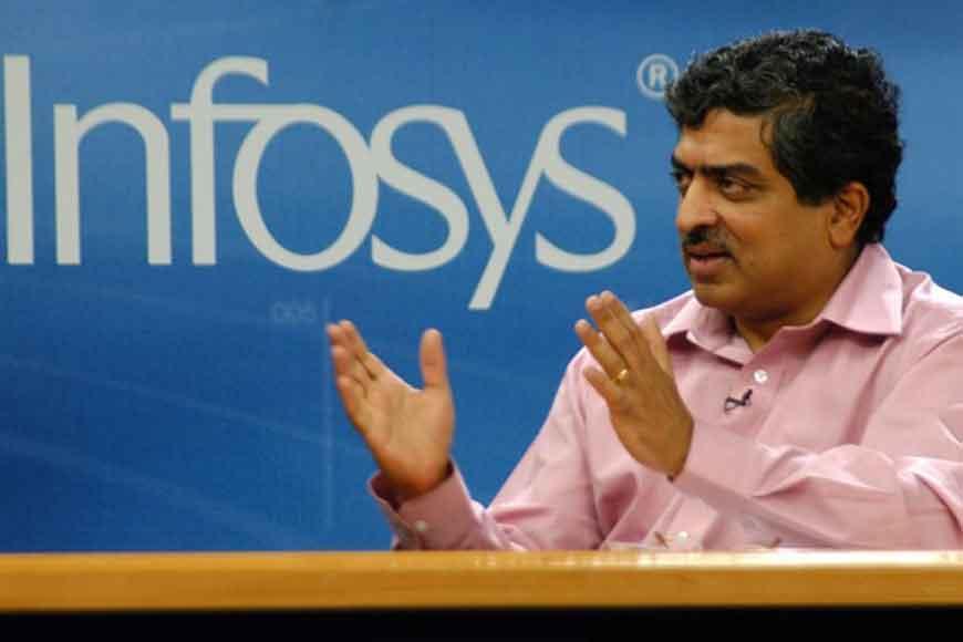 Nandan Nilekani might take up reins of Infosys