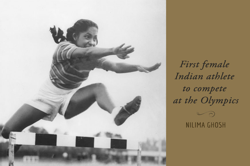 Trailblazer Nilima Ghosh was first female Indian athlete to compete at Olympics