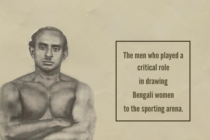 The men who made way for Bengali women in sports