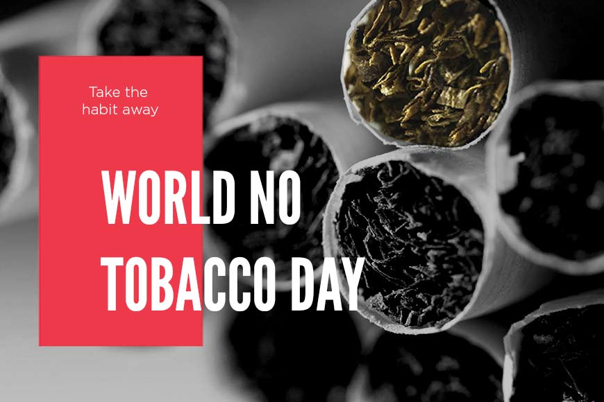 Will smokers be more impacted by COVID-19? On 'No Tobacco Day' a GB report