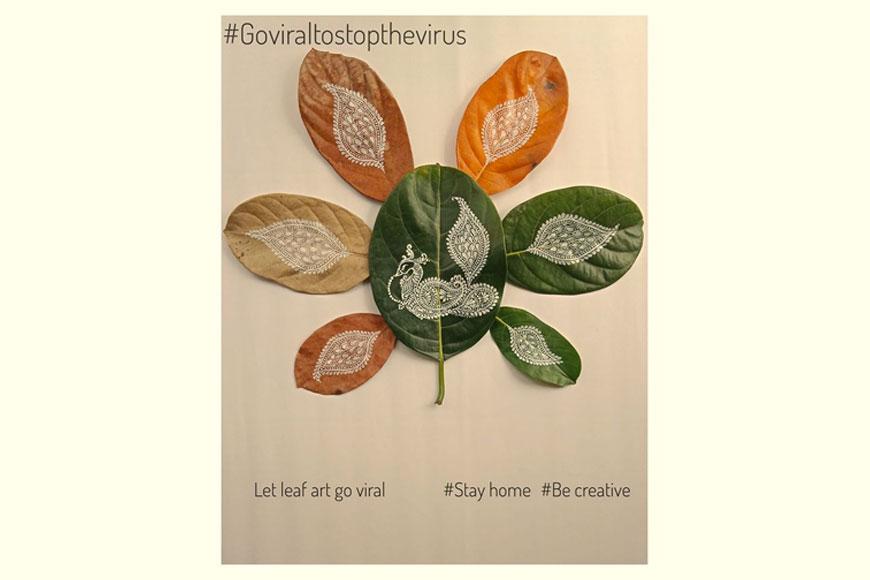 Let leaf art go viral
