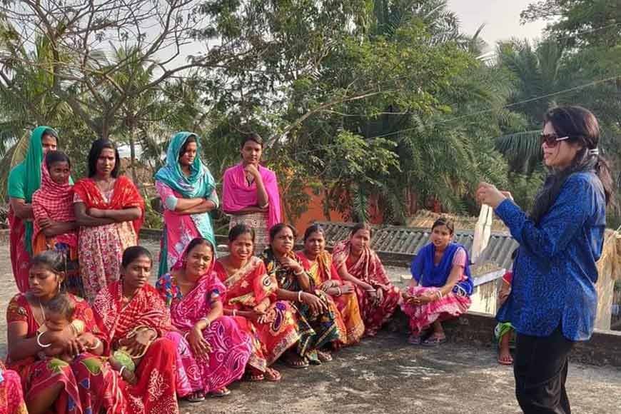 'Pad Crusaders' who lead Menstrual campaigns in Rural Bengal