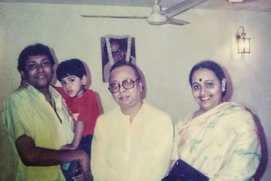 When Pancham da called singer Sivaji Chattopadhyay for 1942-A Love Story