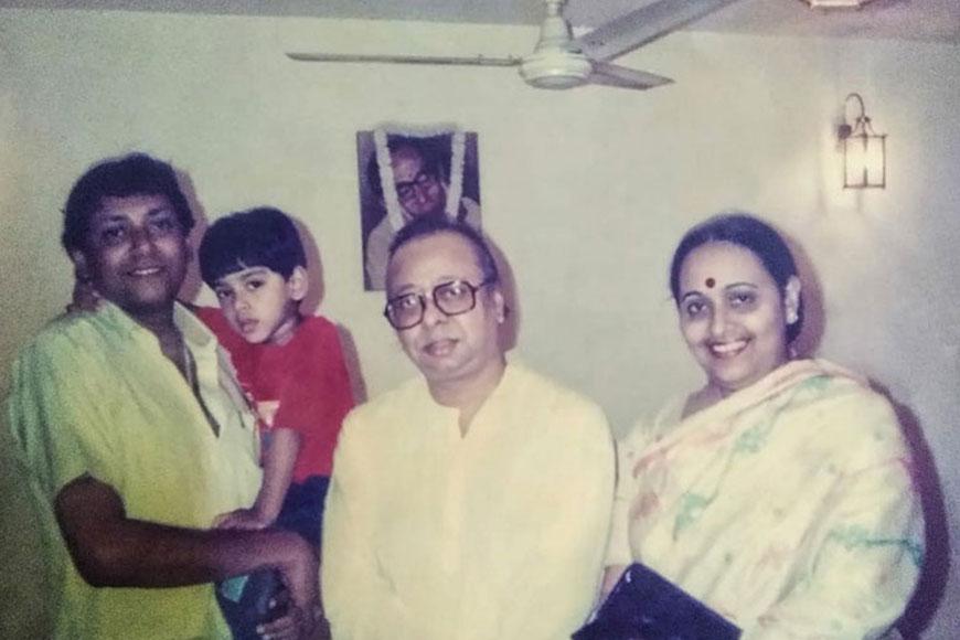 When Pancham da called Sivaji Chattopadhyay for 1942: A Love Story