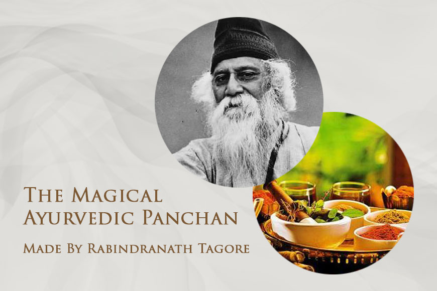 Tagore's miraculous Panchatikta Panchan to cure students during Spanish Flu pandemic