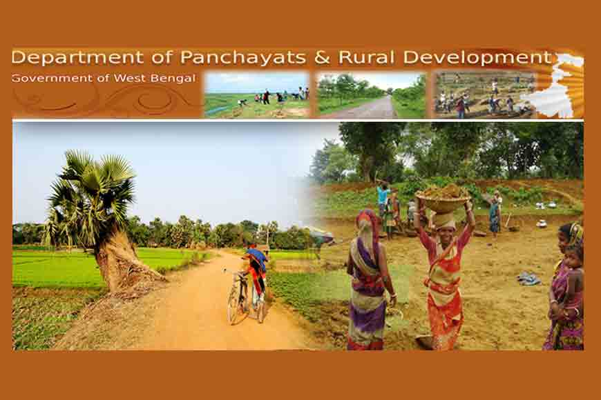 West Bengal rural development a role model for India