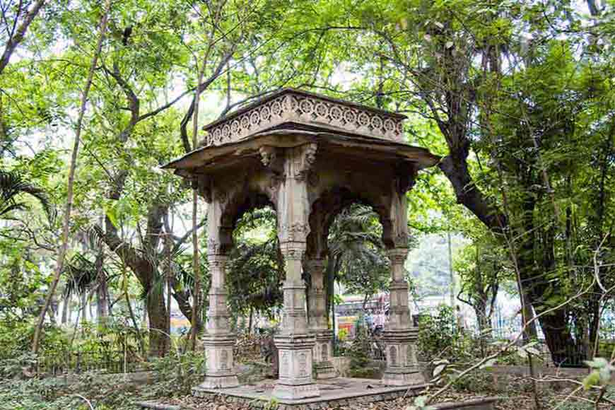 Panioty – Kolkata's marble drinking water fountain made by the Greek!