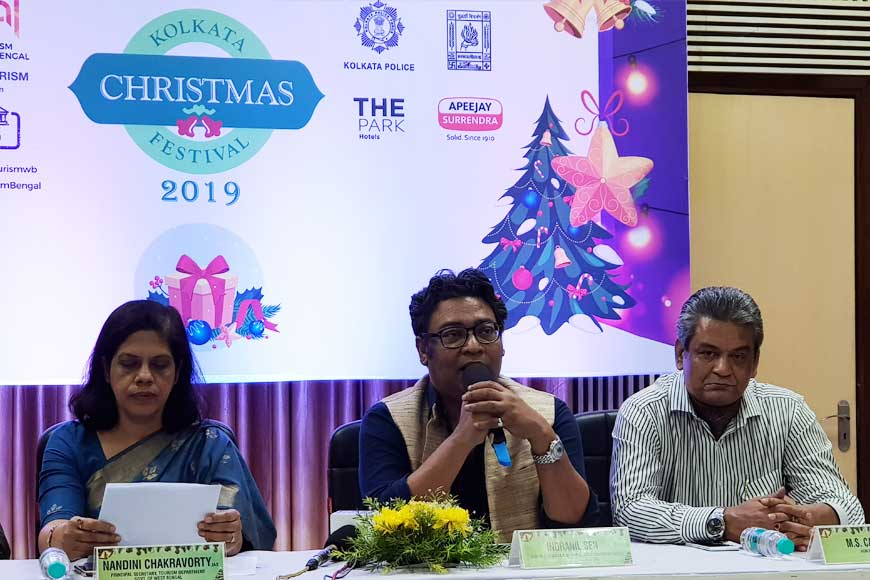 GEAR UP! 9th edition of Kolkata Christmas Festival starts on 16th December