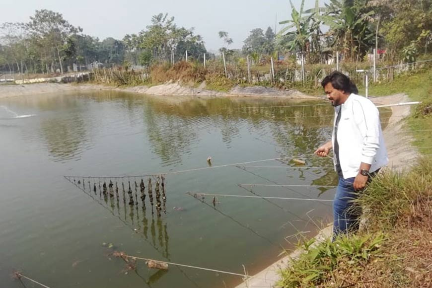 Jalpaiguri engineer set to turn Bengal into freshwater pearl culture hub