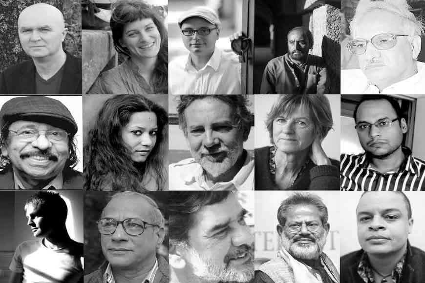 First Ever International Poetry Extravaganza in Kolkata