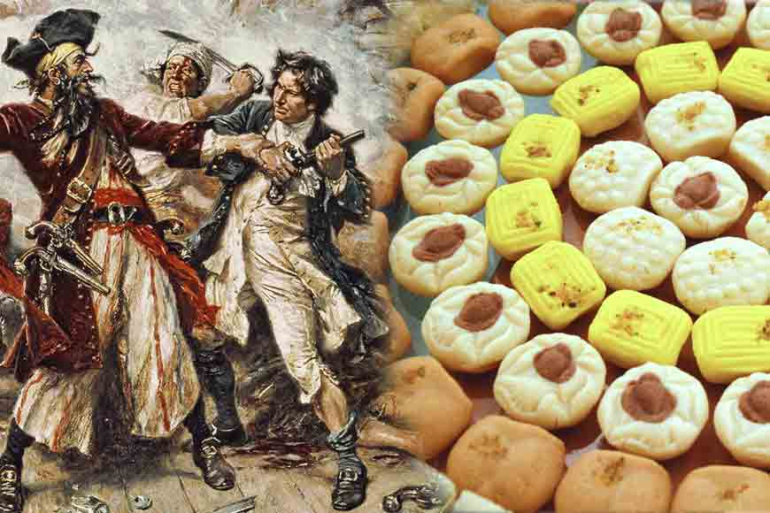 The 'sweet pirates' who taught Bengal how to make sweets