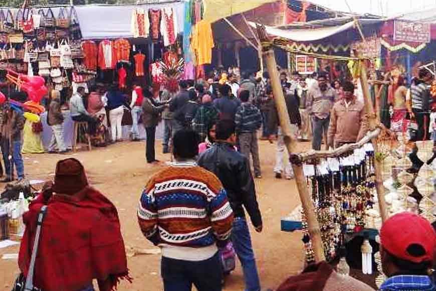 Santiniketan's Poush Mela to be held at the same location this year!