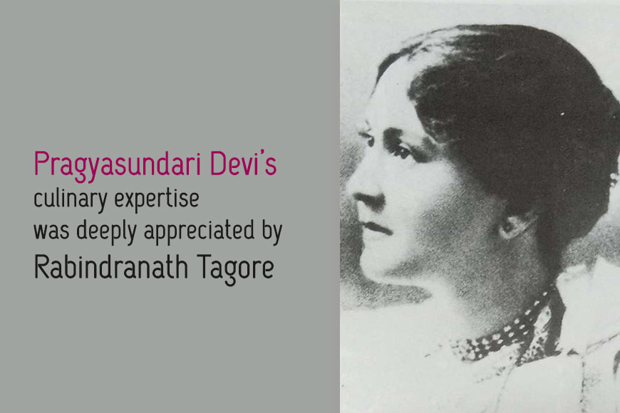Pragyasundari Devi turned Jorasanko Thakurbari kitchen to a centre of liberal feminism