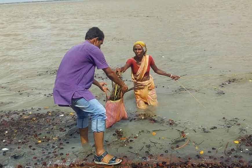 Mangrove Man Pranabesh of Sunderbans