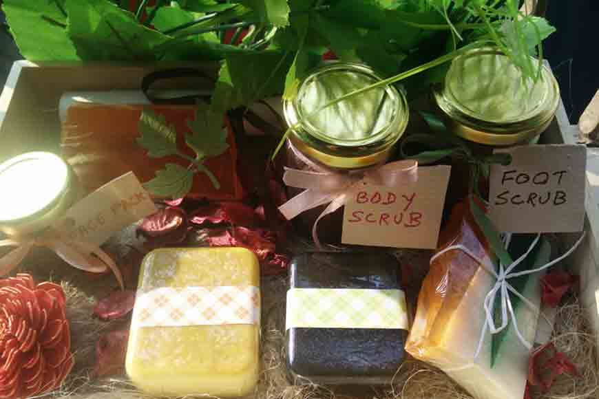Young city entrepreneur brings lotion bars this winter