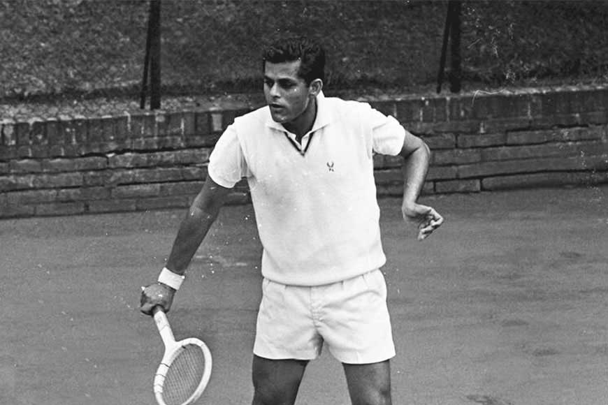 Premjit Lall – the star who ruled India's tennis circuit in the '70s, yet died a lonely man