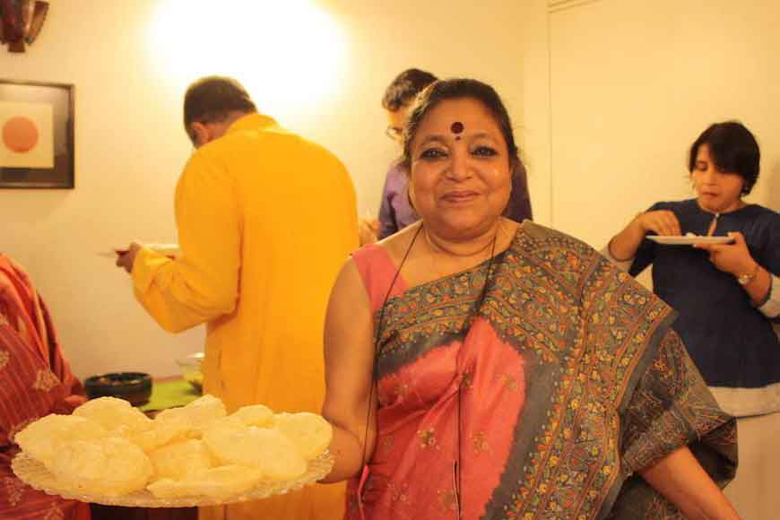 Pritha Sen weaves stories through Bengali dishes