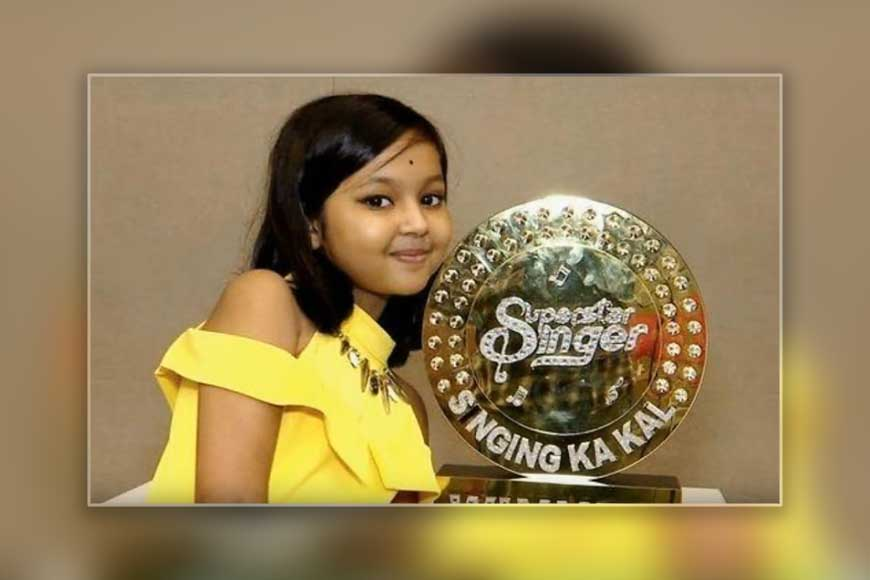 Burdwan's 9-year-old Priti is the new Indian 'Superstar' singer