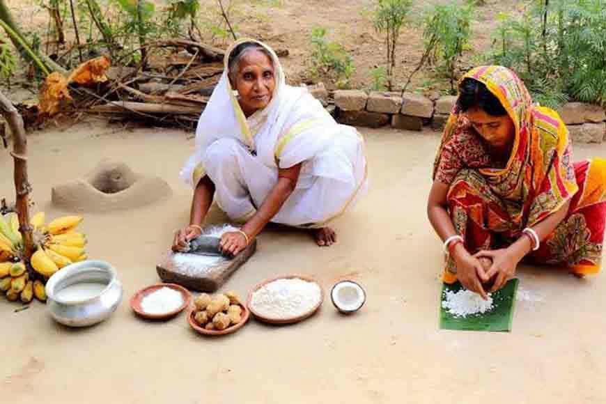Octogenarian village chef Pushparani Sarkar turns Youtube Sensation