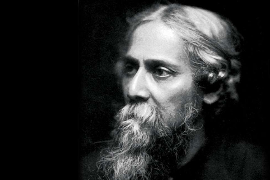 Rabindranath Tagore discovered Arum Jilipi while collecting menu cards from the world over