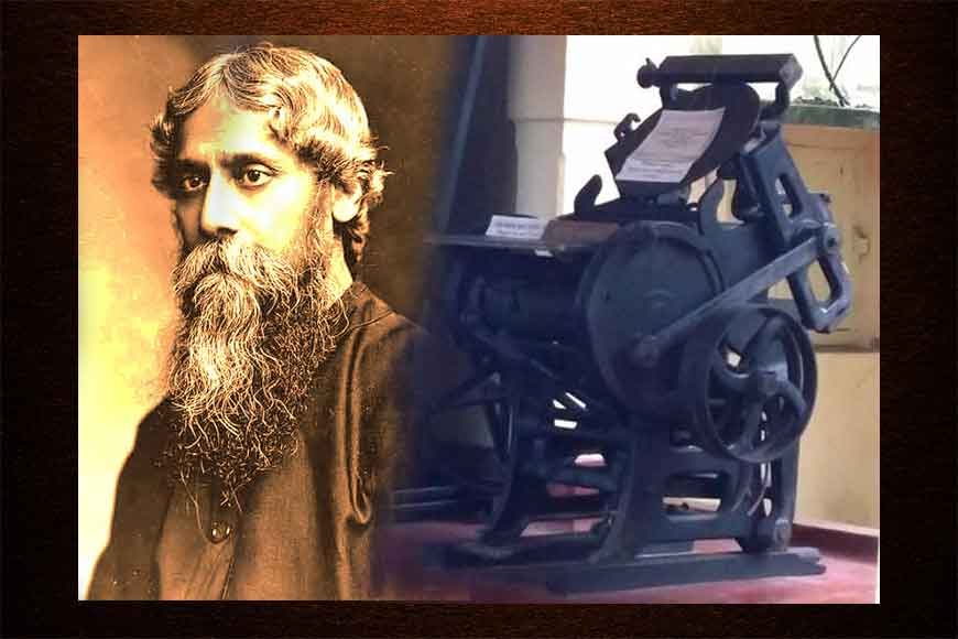 Central government sends letter to close down 100-year-old Santiniketan Press of Tagore