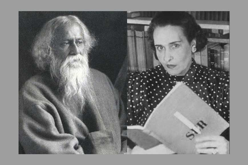 Relationship that forever remained undefined – Tagore's Bijoya, Victoria Ocampo