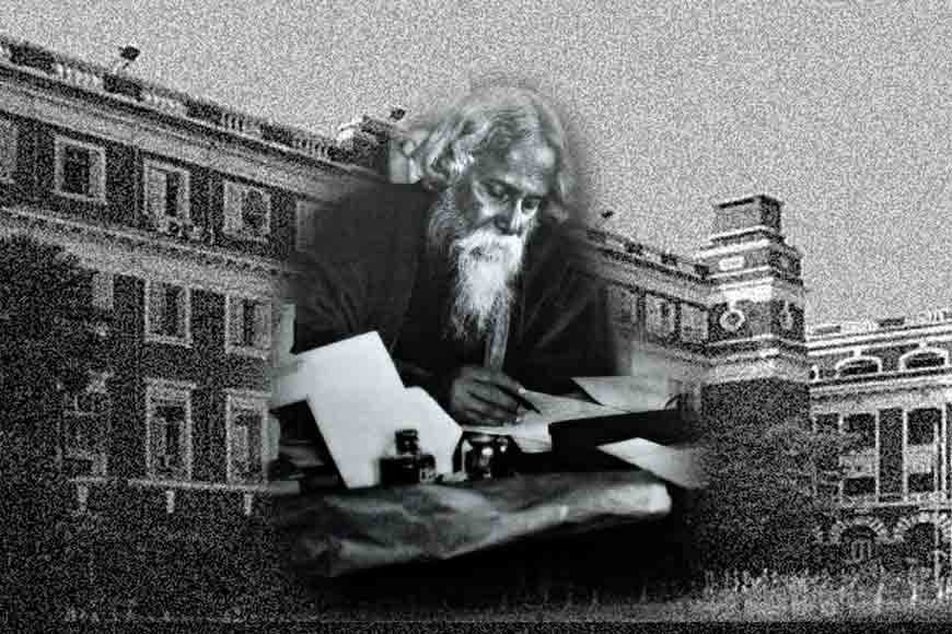 Rabindranath Tagore received a summons from Lalbazar!