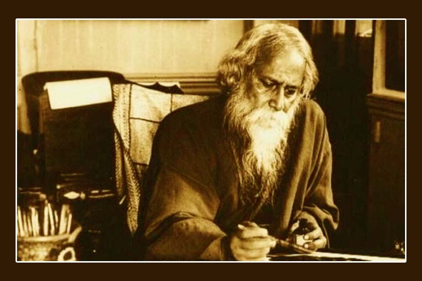 How Rabindranath Tagore comes to our rescue in these trying times of bereavements