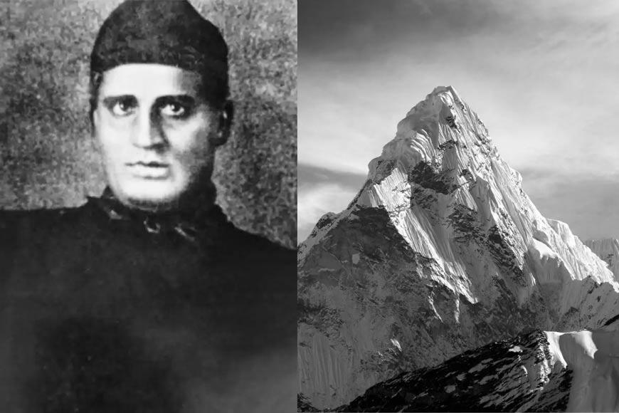 Should Mt. Everest be named Sikdar Parvat after Radhanath Sikdar?
