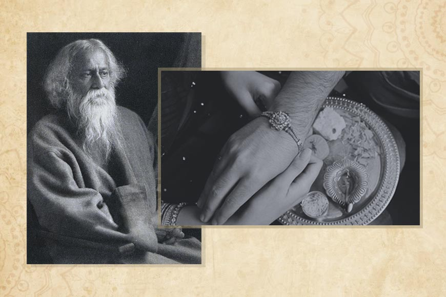 'Rakhi'- thebond used by Rabindranath Tagore to bridge communal divide