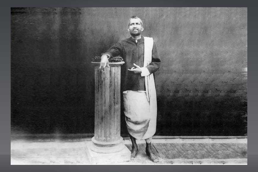 Ramakrishna Paramhansa – Man beyond Religion
