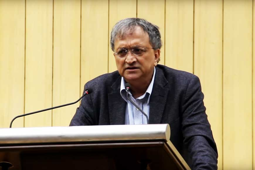 Ramchandra Guha is 3rd Indian historian to get highest honour at American Historical Association!