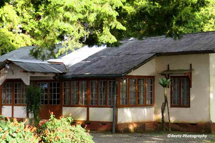 Solitary trek to a haunted bungalow of Ramdhura
