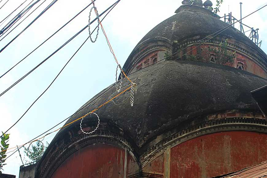 Lost in obscurity, Calcutta's oldest surviving temples