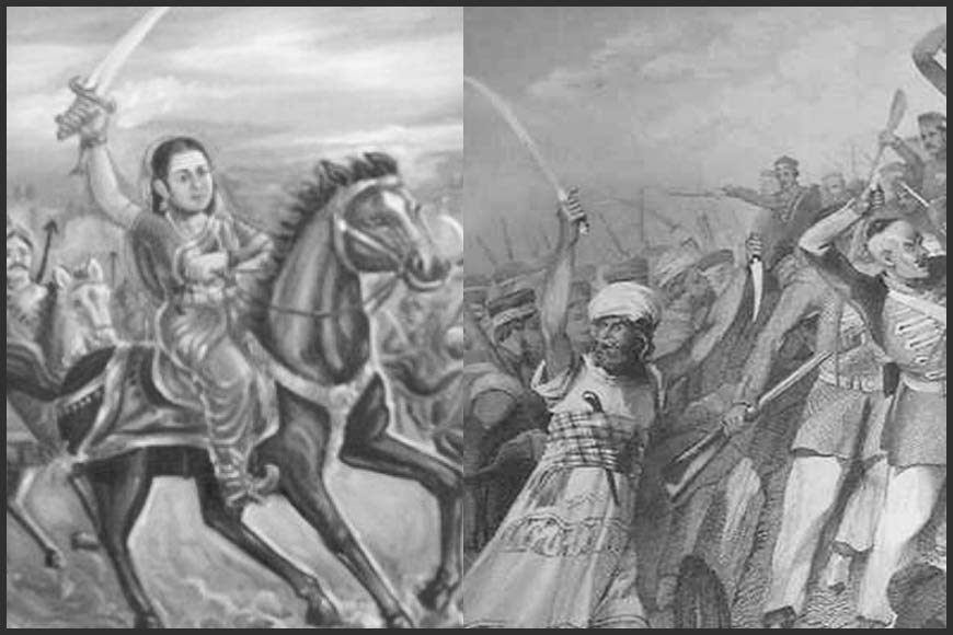 Bengal's Rani Bhavashankari, called Raibaghini by Akbar was no less than Rani Lakshmibai!