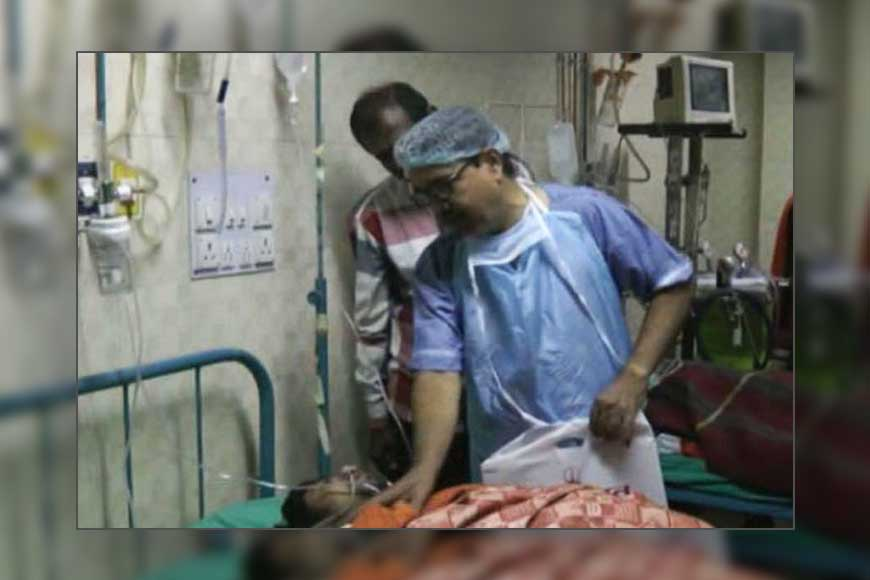 Burdwan Medical College doctors perform first ever uretero-duodenal fischula operation of India
