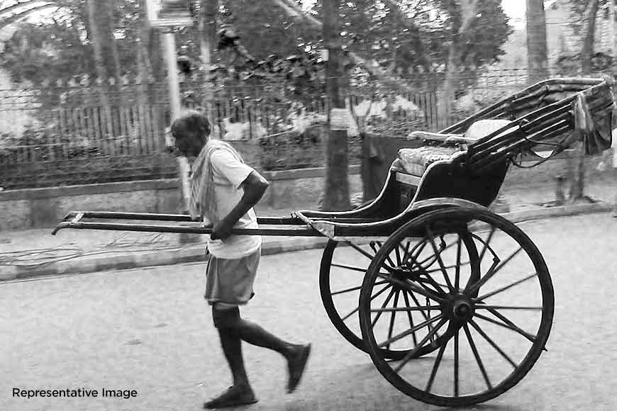 Kolkata's hand-pulled rickshaws survived since 1800s and came as a rescue during COVID-19
